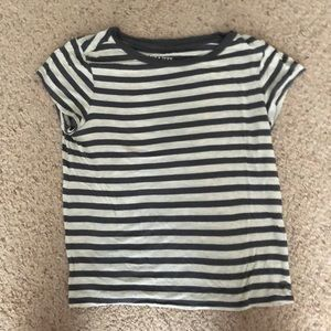 American Eagle Striped Soft + Sexy T-Shirt